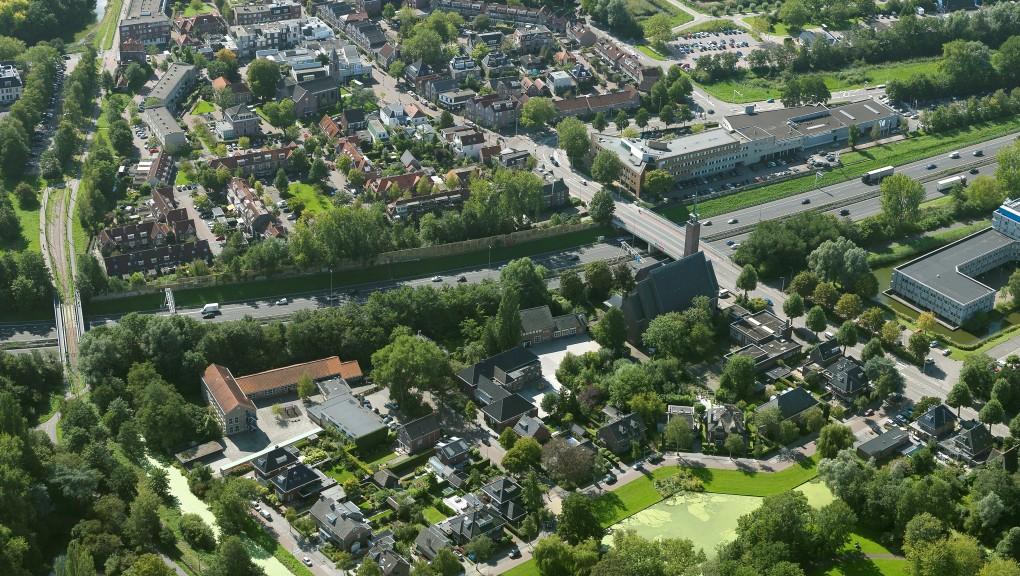 Verbreding A9 bij Amstelveen