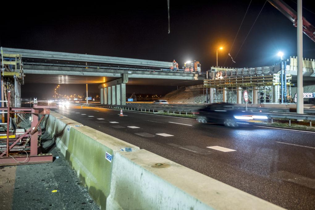 Aanpassen en verbreden viaducten