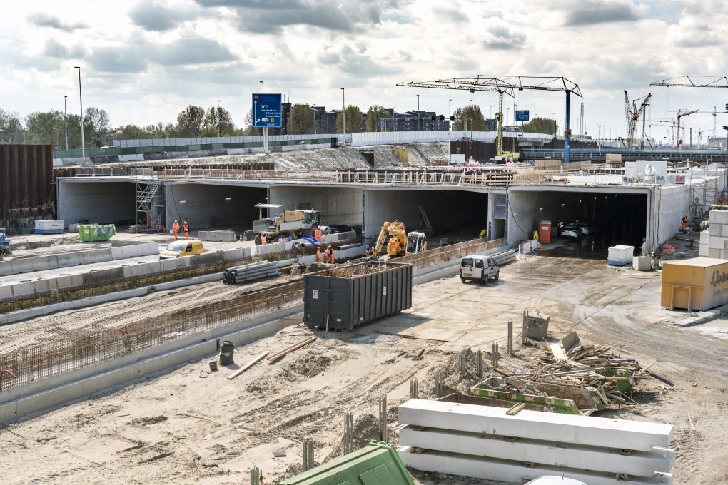 Rondleidingen Schiphol-Amsterdam-Almere