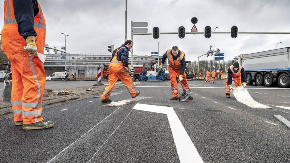 Aanpassen lokale wegennet Amstelveen